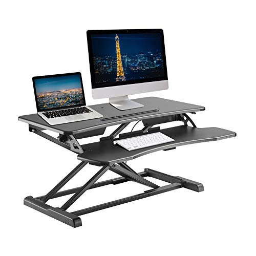 TechOrbits Standing Desk Converter - 32' Height...