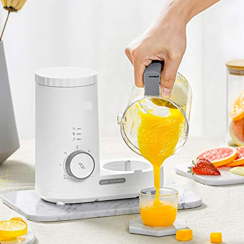 ZJXYYYzj Milchpulvermischer, bewegliche Milchpulver-Maschine, automatische Messung der EIN-Schlüssel-Pulver, Double Seal ist sicherer