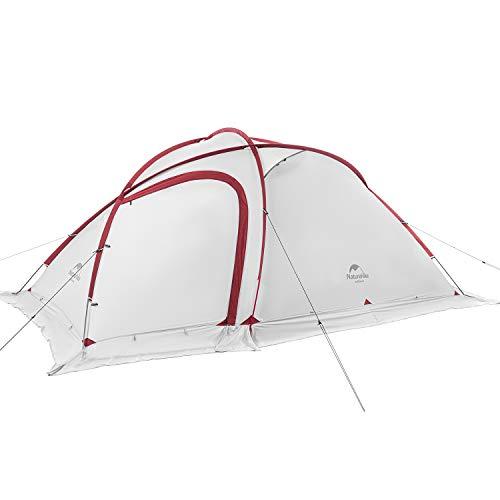 Naturehike Hiby3 2-3人用キャンプ テント アップグレード版 アウトドア登山テント ゆったり前室 タープス...