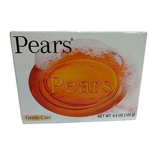 Pears Transparent Seife weiche Pflege 4.4 oz ( 2er Pack )