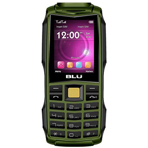BLU Tank 2.4 F030 32MB Unlocked GSM Dual-SIM Phone...
