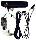 POP & Lock - Power Anti-Theft Tailgate Smart Lock Combo Kit for 2005-2015 Toyota Tacoma...