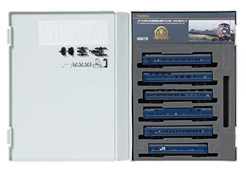 TOMIX Nゲージ 24系25形 北斗星1 ・ 2号 基本セット 6両 98676 鉄道模型 客車