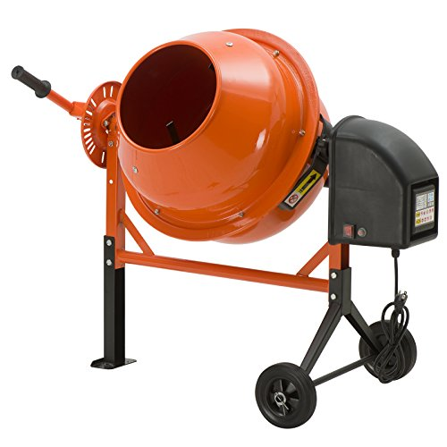 Portable SUNCOO Cement Mixer