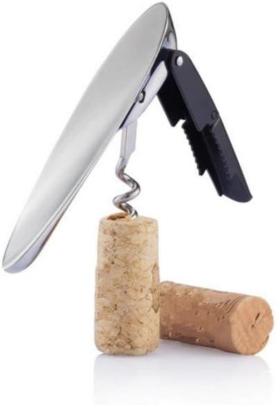 MFFACAI Abrelatas del Vino Rojo Sacacorchos del Vino de la aleación del cinc (2pes)
