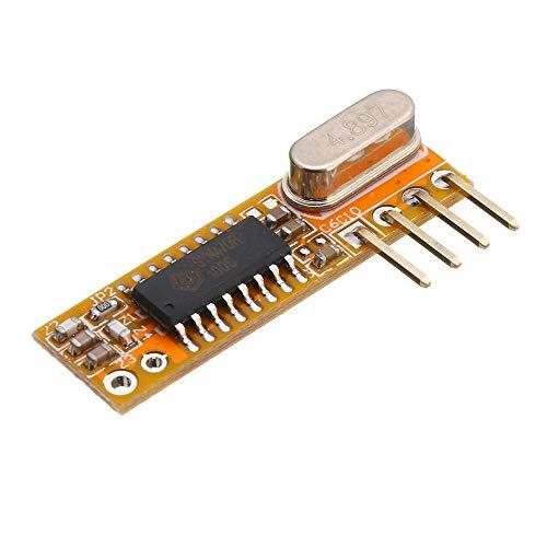 Guiping Smart Modul RXB12 315 MHz / 433 MHz Superheterodyne Receiver Board Wireless Receiver Modul High Sensitivity