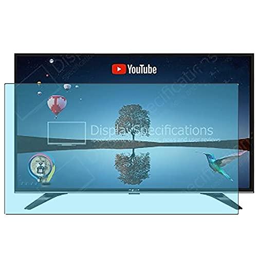 Vaxson 2 Unidades Protector de Pantalla Anti Luz Azul, compatible con Nevir NVR-9000-32RD2S-SM TV 31.5' [No Vidrio Templado]...