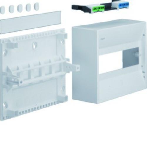 Hager GD110N Miniverteiler 180x218x82mm IP30 10 PLE bis 63A m.Klemmen AP-Montage