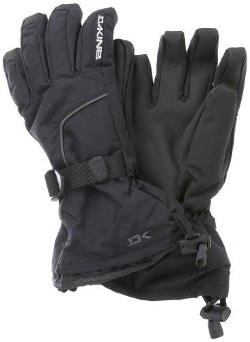 DAKINE Kinder Handschuh Ski Snowboard Yukon Jr Glove, Größe K/XL, schwarz (black)