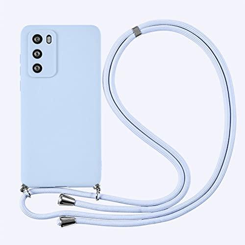 Yoedge Funda con Cuerda para Huawei Honor 8X 6,5