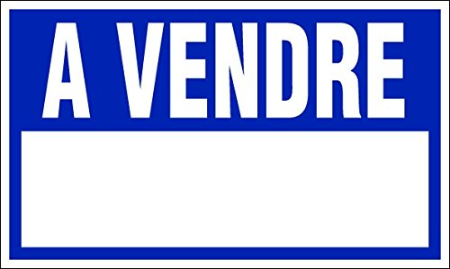 Panneau A vendre - Rigide 330x200mm - 4160733