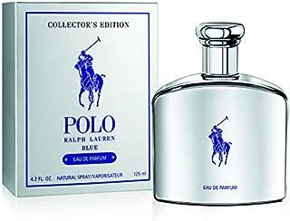 Ralph Lauren Polo Blue Collector`s Edition Eau De Parfum For Men 4.2 OZ. 125 ML.