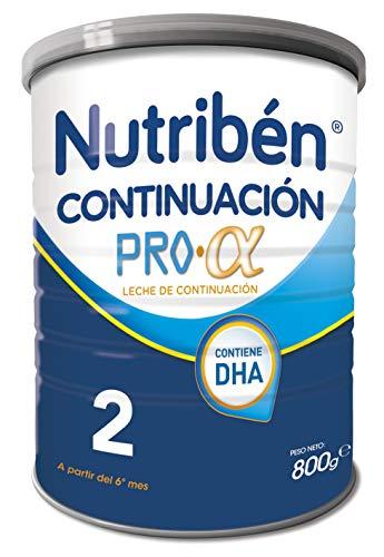 Nutribén Continuación 2 Pro Alfa, 800g