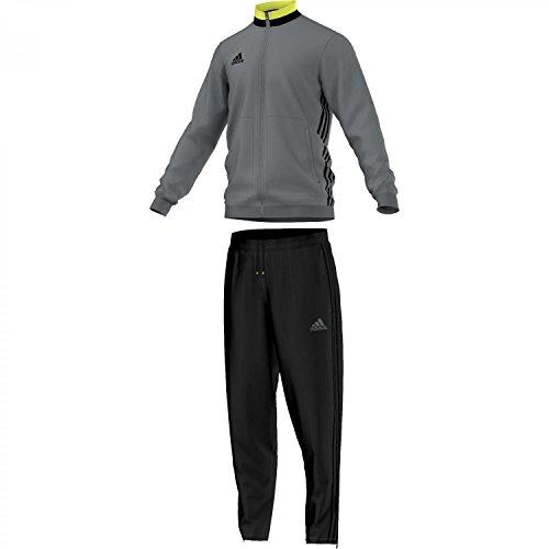 adidas Herren Trainingsanzug Condivo 16, Vista Grey S15/Black, M, AN9833