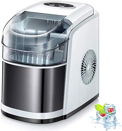 Kismile Countertop Pellet Ice Maker Machine