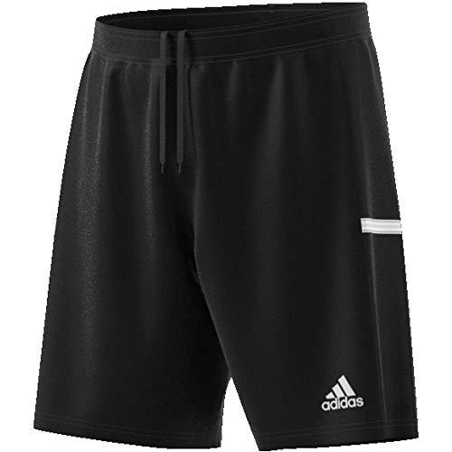 adidas Team 19, Pantaloncini Uomo, Nero (Black/White), M