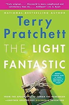 The Light Fantastic: A Novel of Discworld by [Terry Pratchett]
