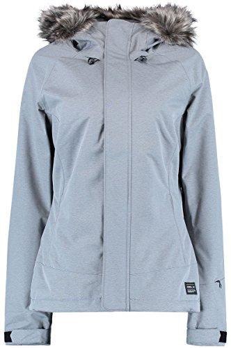 O'Neill Damen PW Curve Jacket Skijacke, Black Out, L