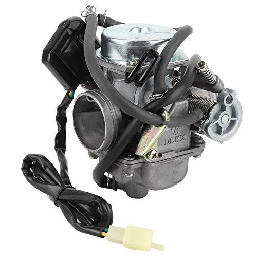 Carburador de motocicleta de 30MM apto para scooter GY6 150-250CC/CVK 250CC 300CC