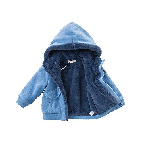 CTO Jungen Und Mädchen Winter Kinderjacken Baby Mit Kapuze Kleidung,C,65cm