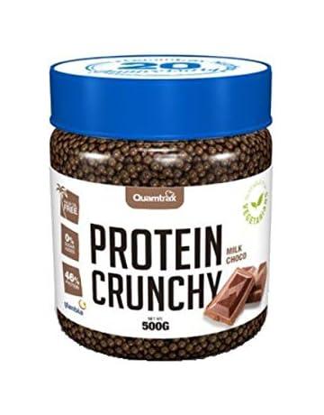 Quamtrax Gourmet Protein Crunchy - 500 gr Dark and White ...