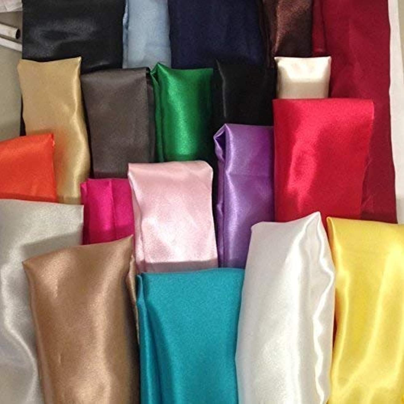 Cord Cover Satin Handmade Variety of Colors Lengths up to 20 Feet and Widths up to 3-1/2 Inches