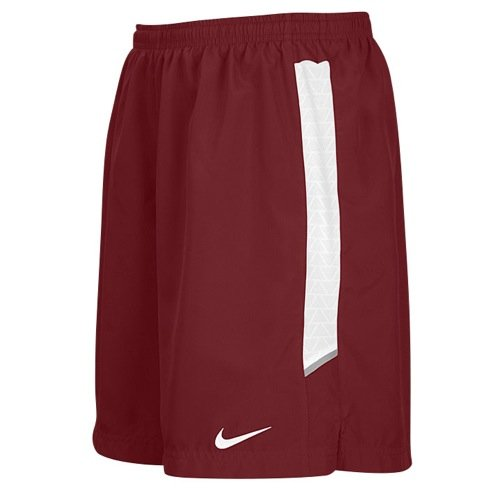 Nike - Pantalón corto tejido para hombre (17,8 cm) - 598600, XL, Cardinal