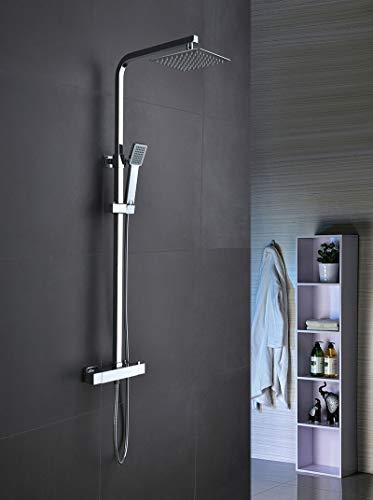 Columna de ducha termostatica Imex Vigo BTV013