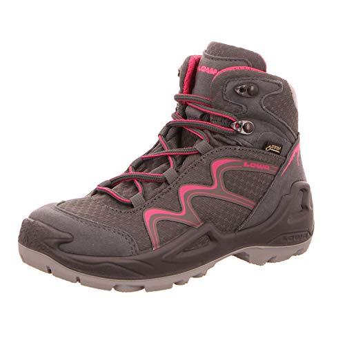 Lowa , Chaussures de randonnée montantes pour femme - Gris - gris, 42 EU