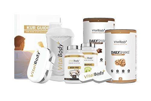Orig. 30 TageApotheken Stoffwechselkur/Deine HCG Diät MINI - für Männer&Frauen - detaillierter Ablaufplan, Ernährungsplan&leckere Rezepte - kostenlose Ernährungsberatung - Deutsche Premium Qualität!