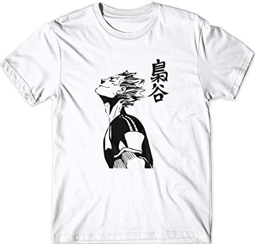 Haikyuu!! Bokuto Fukurodani Front and Back T Shirt, Haikyuu! T Shirt, Haikyu!!, Anime Shirt, Fukurodani Jersey, Kotaro Bokuto Shirt, Anime