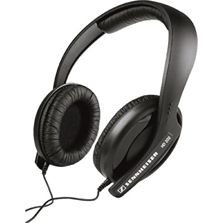 Sennheiser PX 200-II Faltbarer geschlossener Kopfhörer weiß