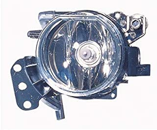 CarLights360: Fits 2004 2005 2006 2007 BMW 530i Fog Light Assembly Driver Side w/Bulbs - Replacement for BM2592135