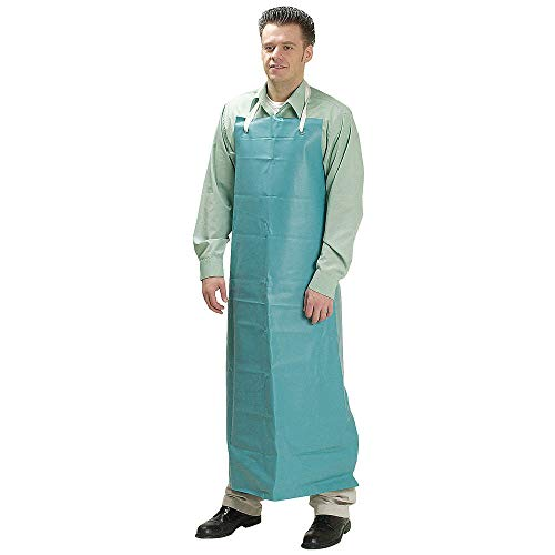 10 Width 0.2 Height 28 x 36 13.5 Length Blue Ansell DS361 CPP 57-003 Denim Shop Apron