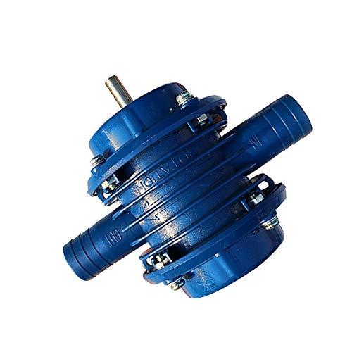 About1988 Tragbare Wasserpumpe, selbstansaugende DC-Zentrifugalpumpe für elektrische Bohrmaschine, Selbstansaugende Wasserpumpe ideal für Haushalt oder Garten (Blau)