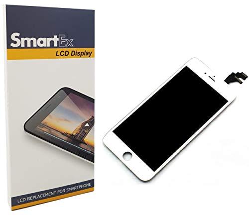 Smartex® Scherm LCD compatibel met iPhone 6 Plus/Wit Display LCD + Touchscreen