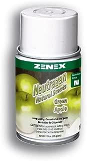 Zenex Neutrazen Green Apple Scent Metered Odor Neutralizer - 12 Cans (Case)