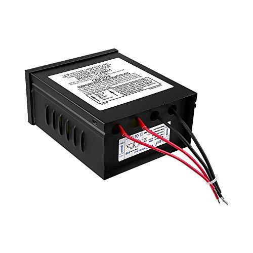 KWODE Transformador LED 105 W 12 V AC anillo transformador para iluminación...