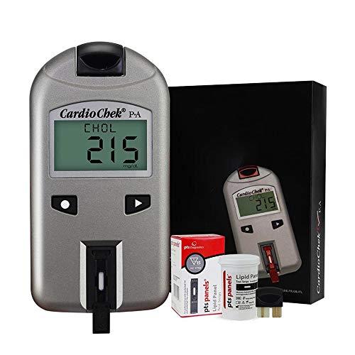 SUN RDPP Cholesterinüberwachung Cholesterin Analyzer-Kit mit Cholesterin-Teststreifen, umfassen Drucker, Instrument, Teststreifen