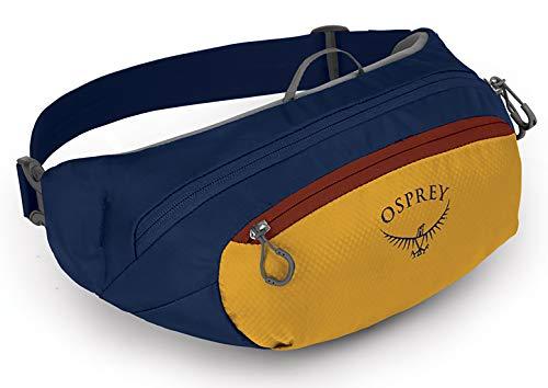 Osprey Unisex Daylite Waist Waistpack, Honeybee Yellow/Deep Sea Blue, O/S