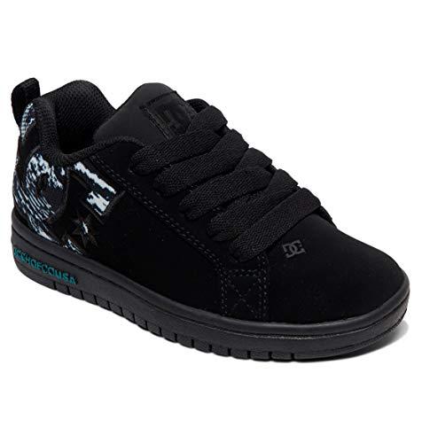 DC Shoes Court Graffik SE - Leather Shoes for Kids - Schuhe - Jungen - EU 27.5