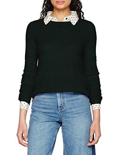 ONLY NOS Damen Onlcaviar L/S Pullover Knt Noos, Grün (Green Gables),38 (Herstellergröße: M)