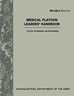 Best army medical platoon leader Reviews