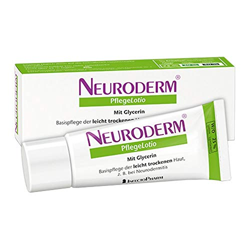 NEURODERM Pflegelotio 250 ml