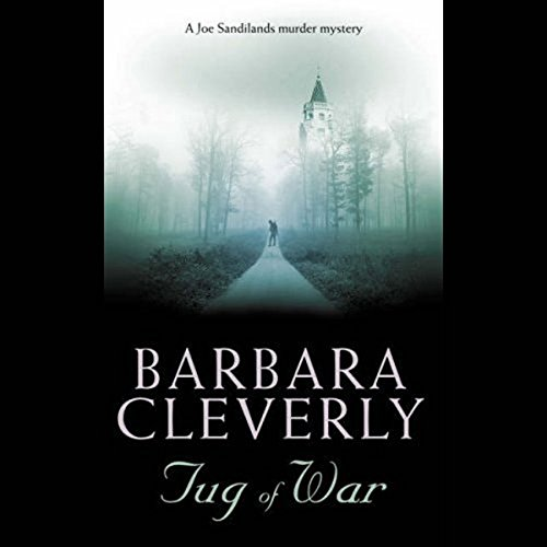 Tug of War audiobook cover art
