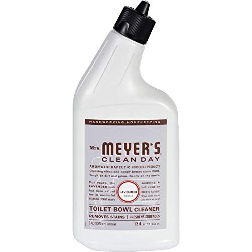 Limpador de vaso sanitário Mrs. Meyers 11167 de 60 ml
