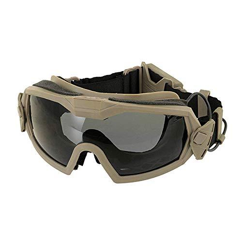 FMA - Gafas de protección antivaho para airsoft y esquí.
