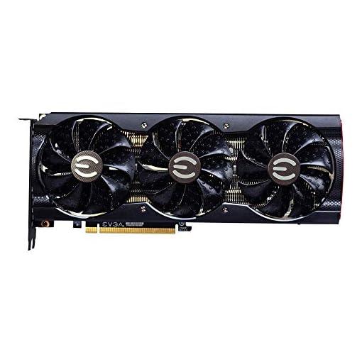 EVGA 10G-P5-3885-KR GeForce RTX 3080 XC3 Ultra Gaming, 10GB GDDR6X, iCX3 Refrigeración, ARGB LED, Placa Trasera de Metal 2