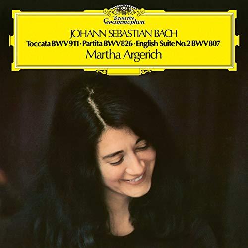 J.S. Bach: Toccata c-moll / Partita Nr. 2 / Englische Suite [Vinilo]