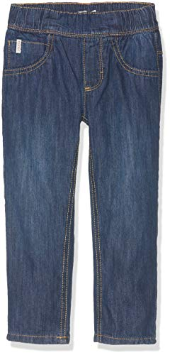 ESPRIT KIDS Unisex Baby Pants Per Jeans, Blau (Medium Wash Denim 463), (Herstellergröße: 68)